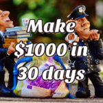 How to make $1000 in 30 days in your free time?