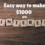 How to make $1000 from Pinterest?