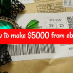 How to make money selling in eBay?