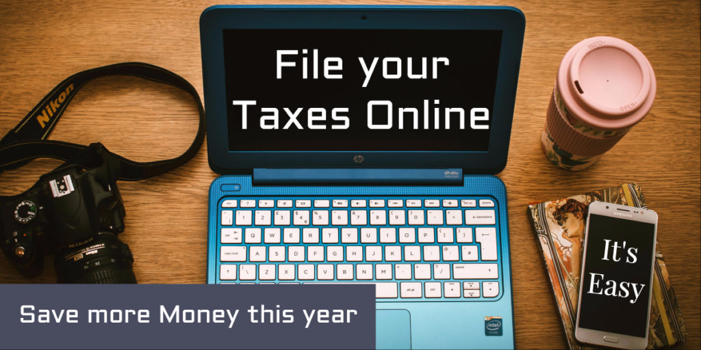 tips on filing your own tax